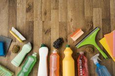 Productos de limpieza que nos contamina nuestro hogar